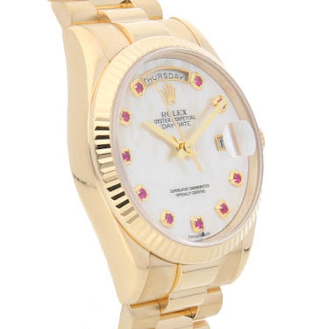 Rolex Day-Date 118238