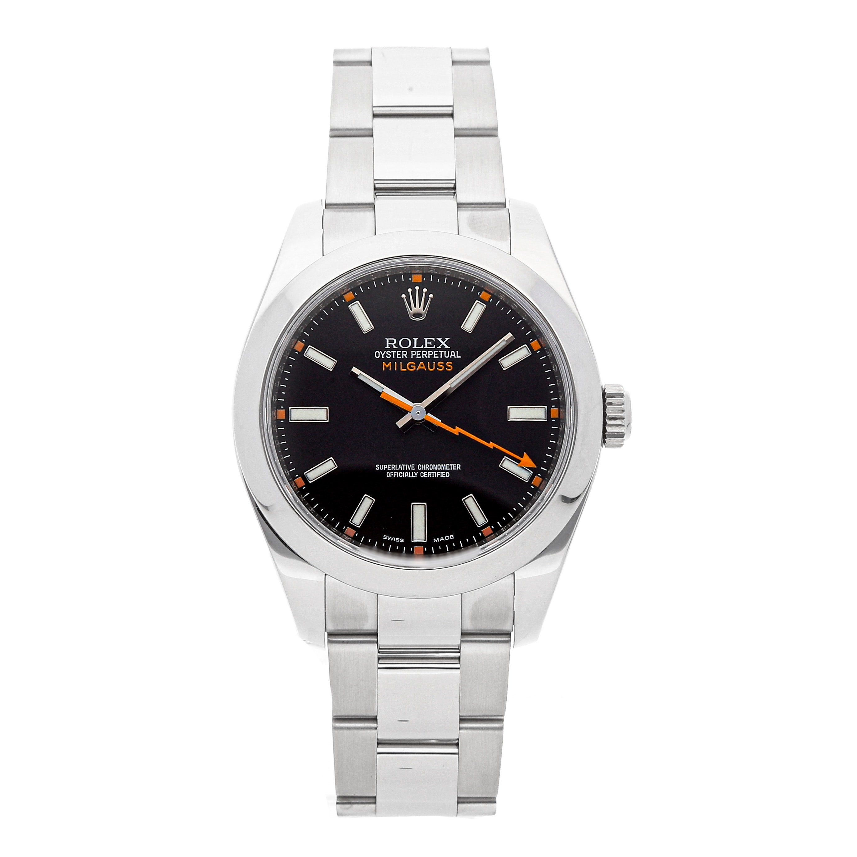 Rolex Milgauss Review The Anti,Magnetic Anti,Rolex