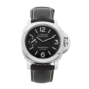 Panerai Luminor Marina 8-Days Acciaio PAM 510