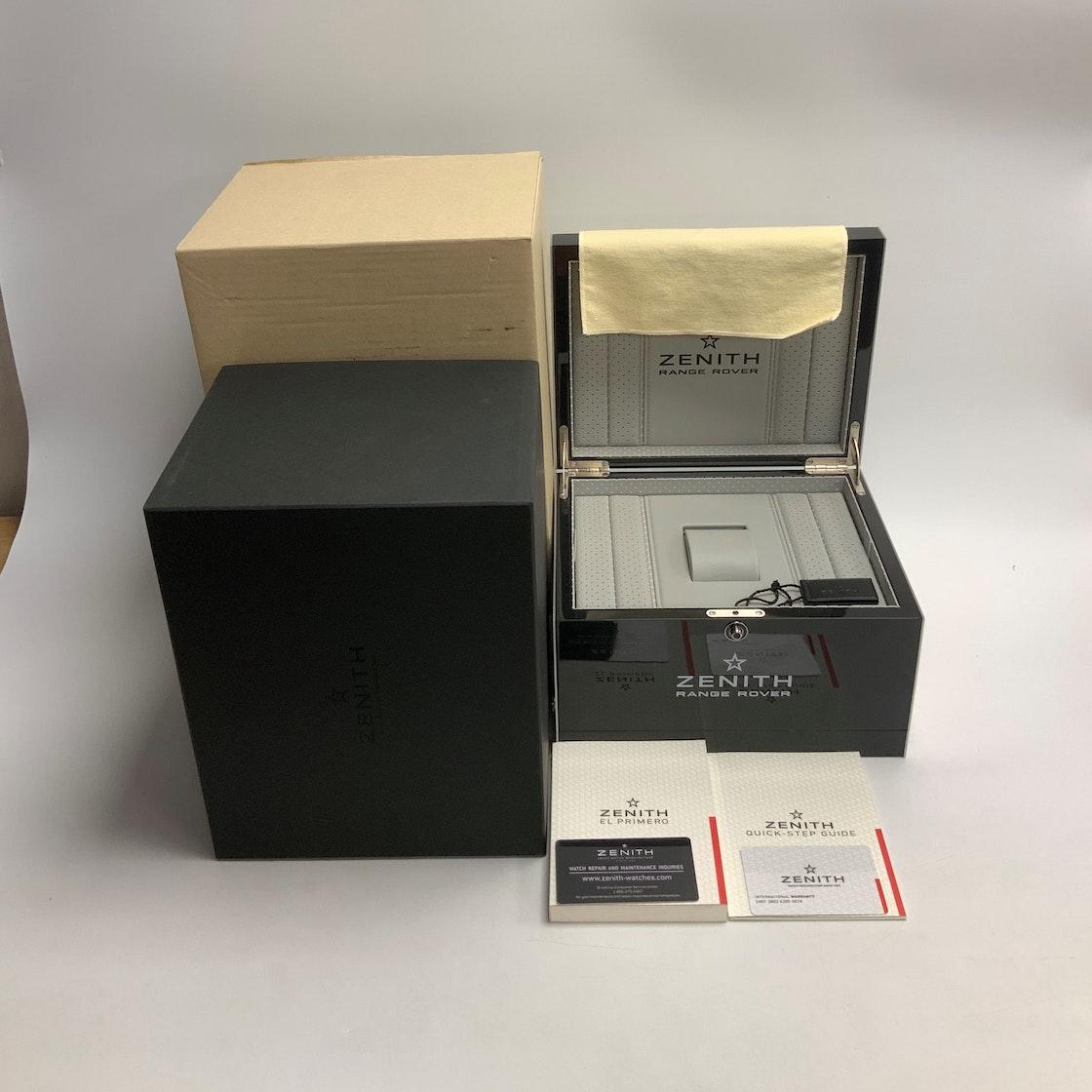 Zenith El Primero Range Rover Chronograph 24.2040.400/27.R797