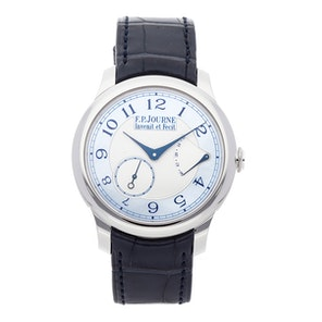 F.P. Journe Chronometre Souverain CS PT 40 MOP B