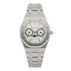 Audemars Piguet Royal Oak Day-Date Moon Phase 25572ST.OO.0789ST