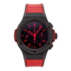 "Hublot Big Bang ""All Red"" Chronograph Limited Edition 301.CI.1130.GR.ABR10"
