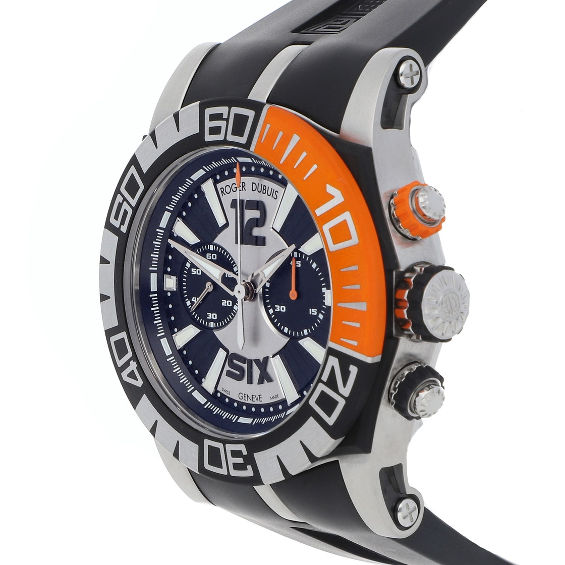 Roger Dubuis Easy Diver Chronograph Limited Edition DBSE0254
