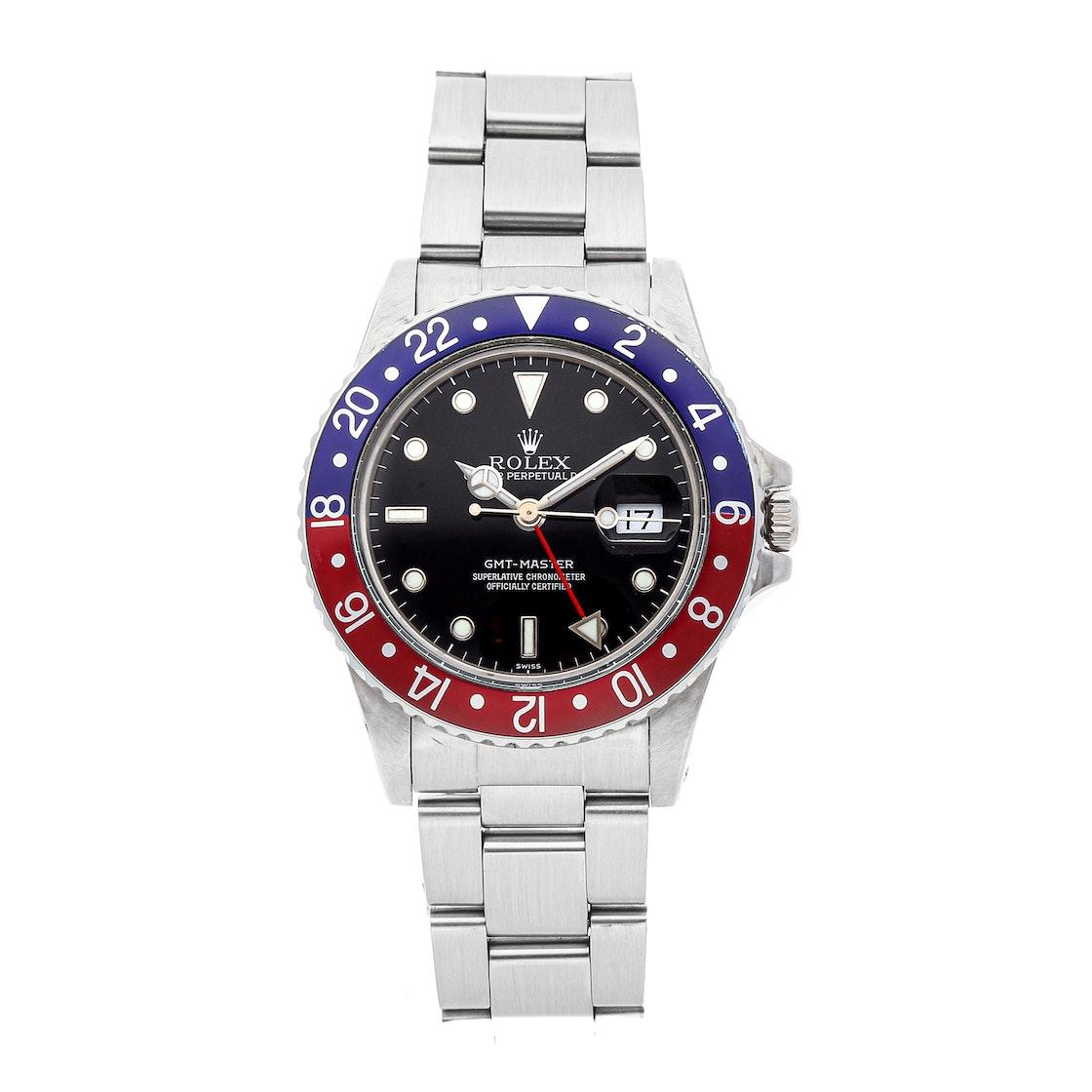 """Rolex GMT-Master """"Pepsi"""" 16750"""
