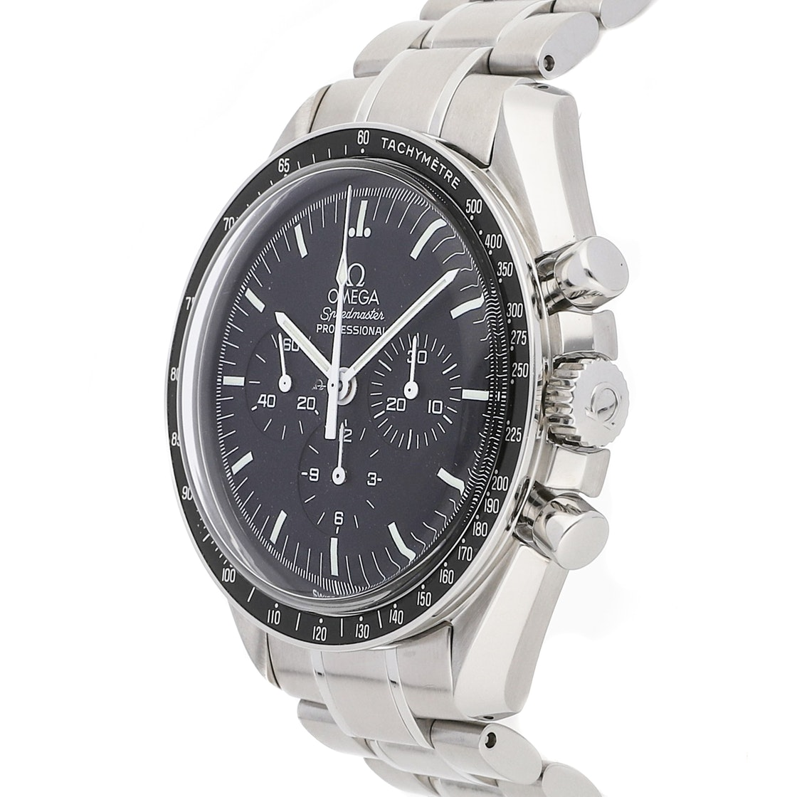Omega Vintage Speedmaster Moon Watch Chronograph 3570.50.00