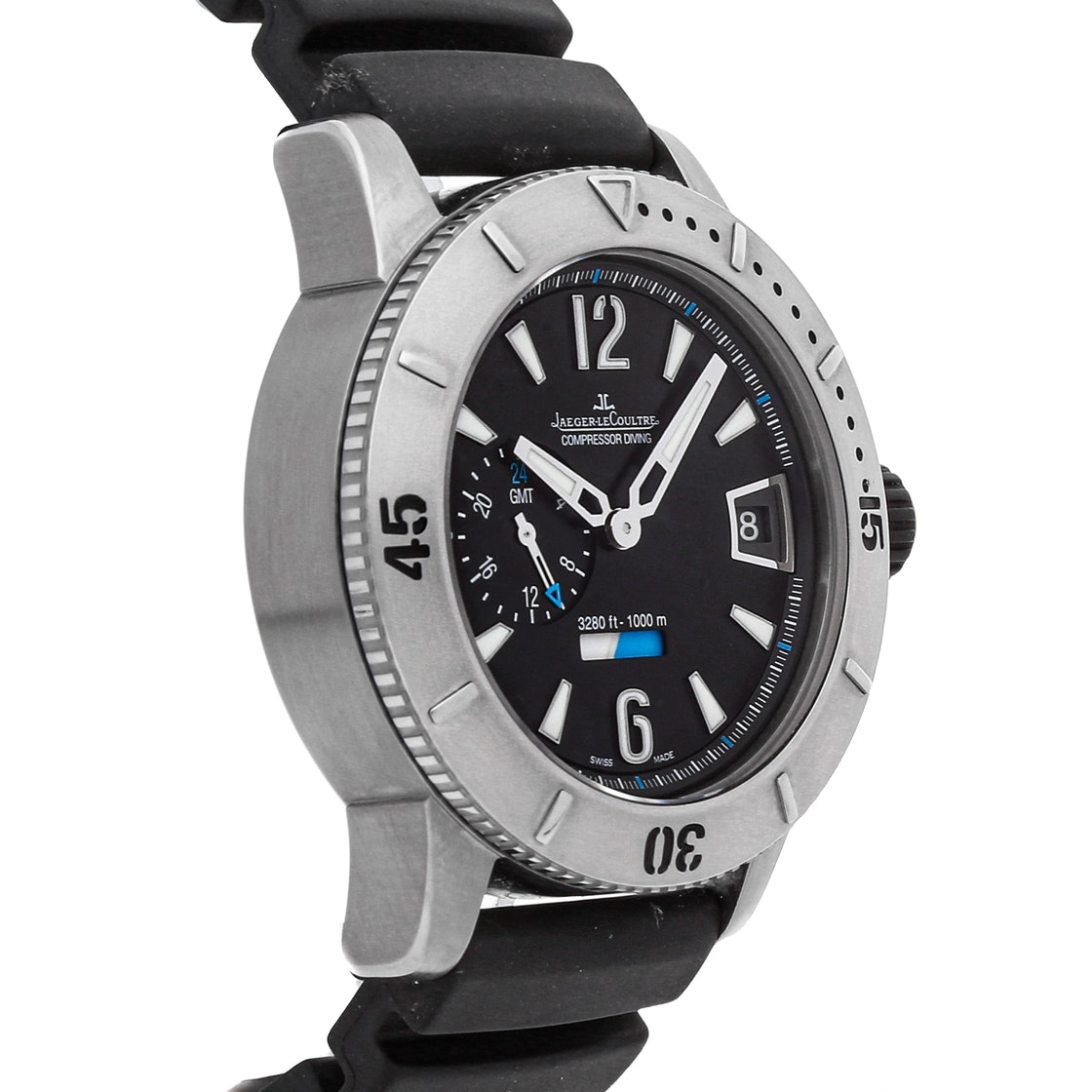 Jaeger-LeCoultre Master Compressor Diving GMT Limited Edition Q187T170