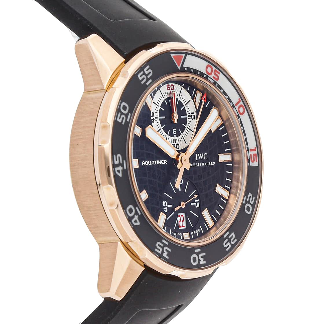 IWC Aquatimer Chronograph IW3769-03