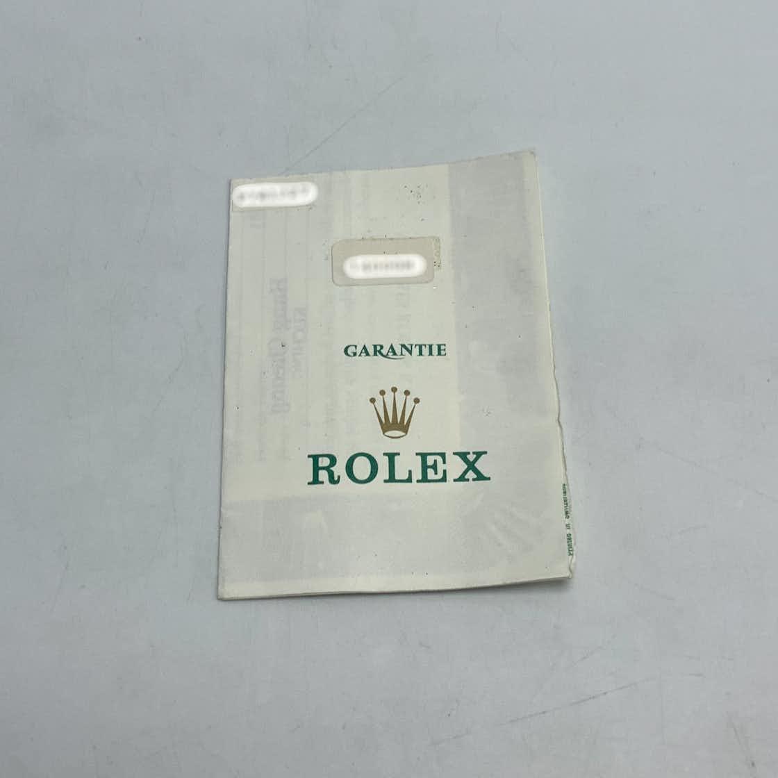 Rolex Air King 14000