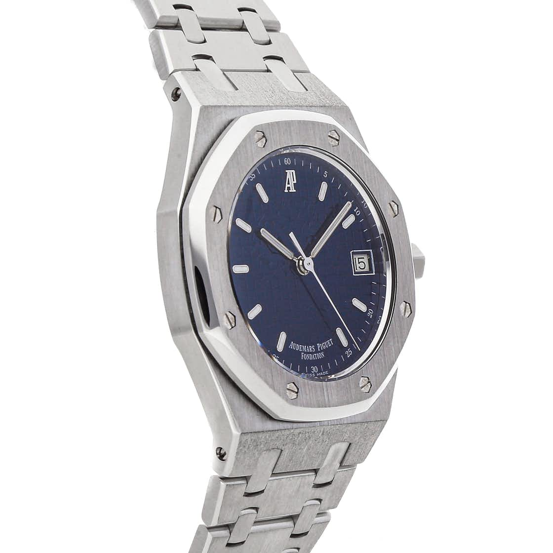 "Audemars Piguet Royal Oak ""Time for the Trees Foundation"" Limited Edition 15100ST/O/0789ST"