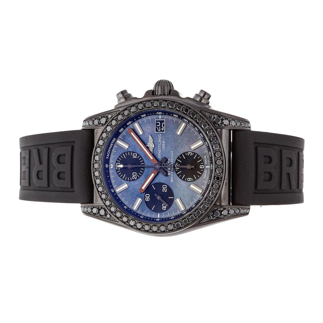 Breitling Chronomat Bentley Bentayga Edition M133102Z/BE70