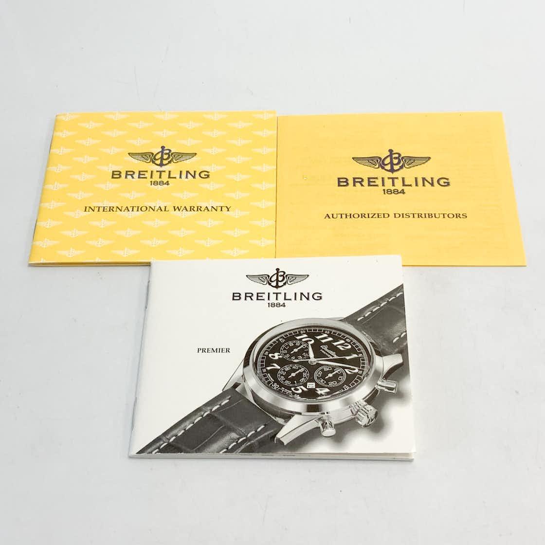 Breitling Navitimer Premier A42035/G197