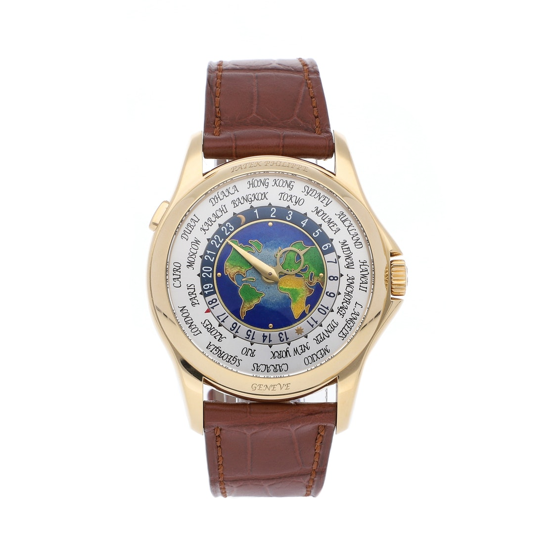 Patek Philippe Complications World Time 5131J-001