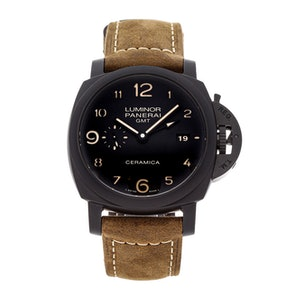 Panerai Luminor 1950 3-Days GMT Ceramica PAM 441