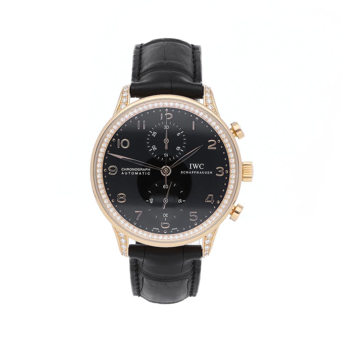 IWC Portuguese Chronograph IW3714-71