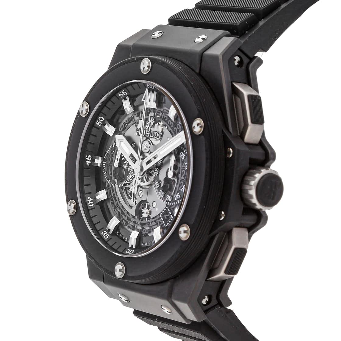 Hublot King Power Unico Black Magic 701.CI.0170.RX