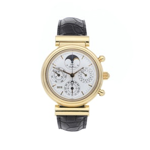 IWC DaVinci Perpetual Calendar Chronograph IW3750-03