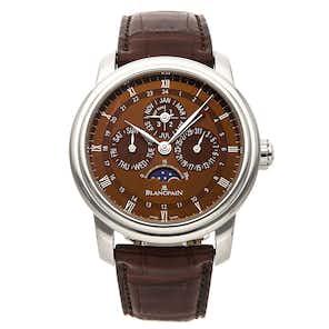 Blancpain Le Brassus GMT Perpetual Calendar 4277-3446-55BDA