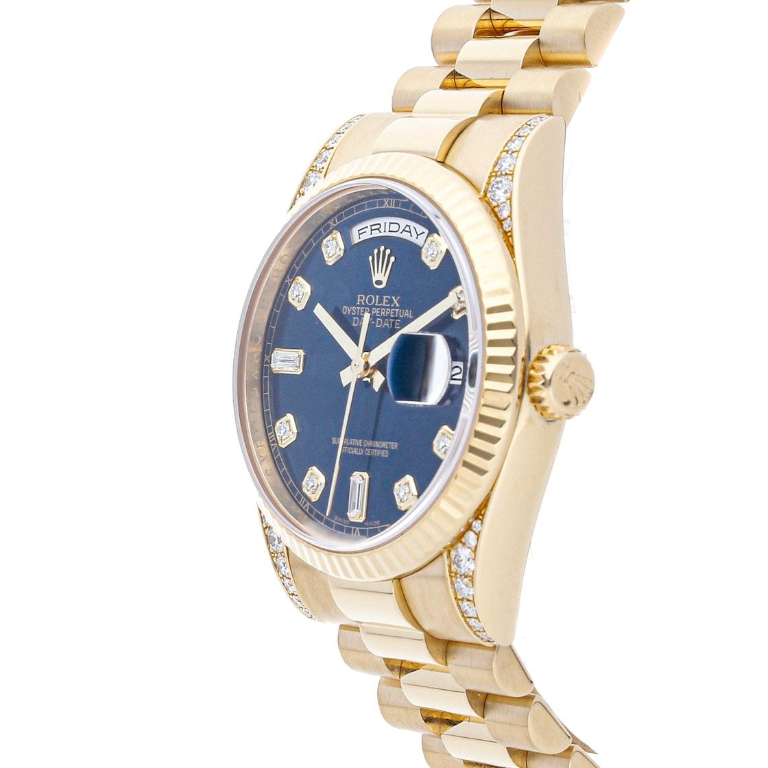 Rolex Day-Date 118338