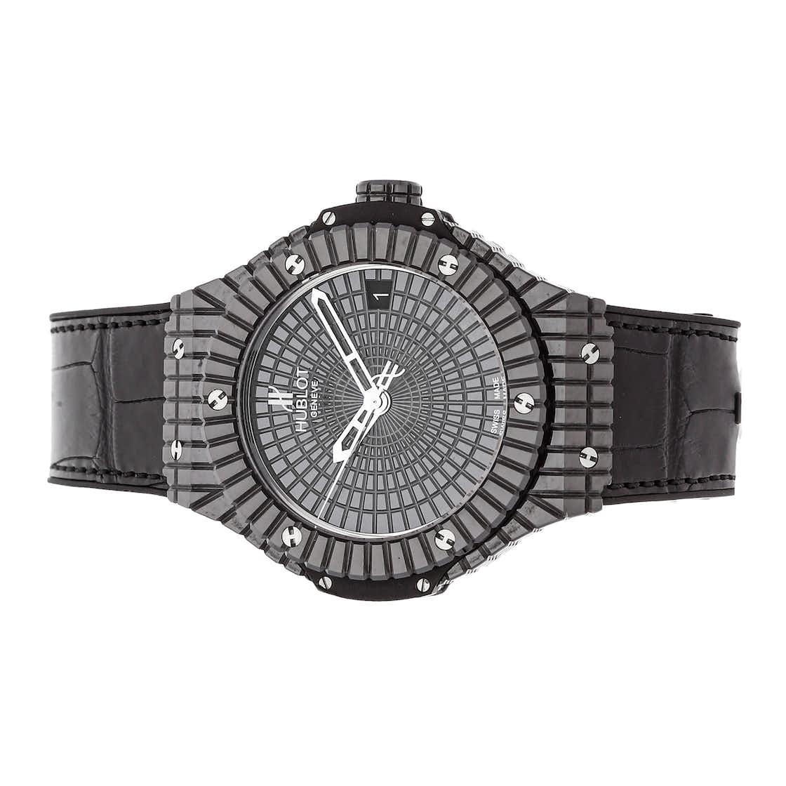 Hublot Big Bang Black Caviar 346.CX.1800.RX