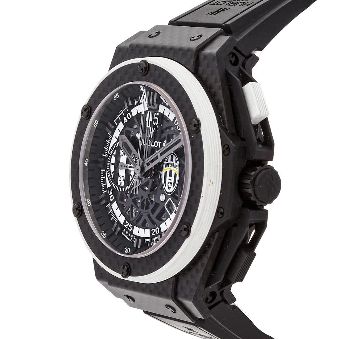 Hublot King Power Juventus Limited Edition 716.QX.1121.VR.JUV13