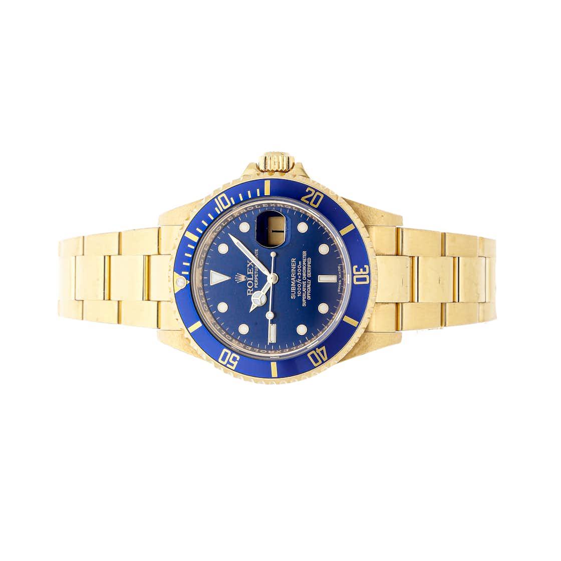 Rolex Submariner 16618