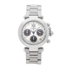 Cartier Pasha de Cartier Chronograph W31048M7