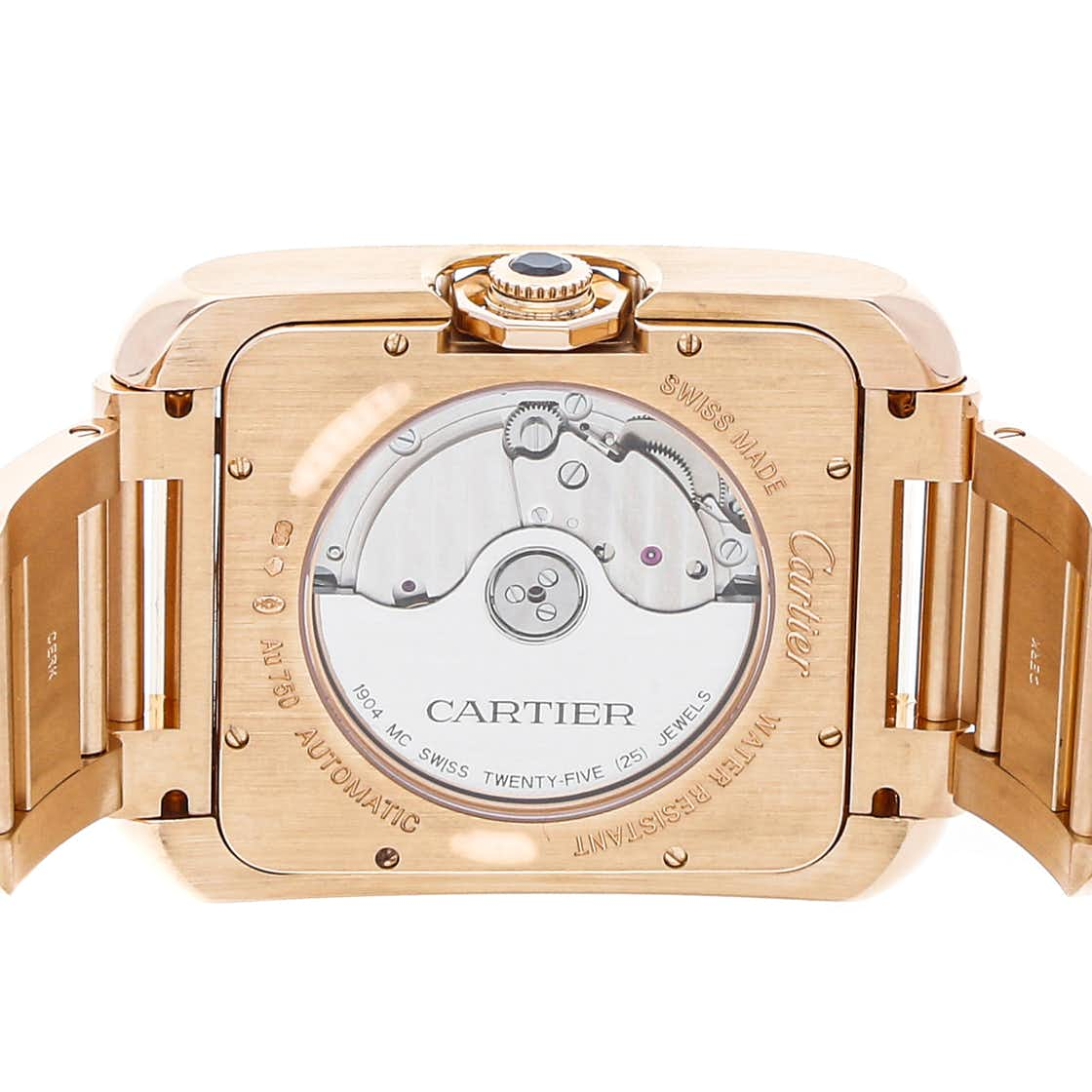 Cartier Tank Anglaise Large W5310002