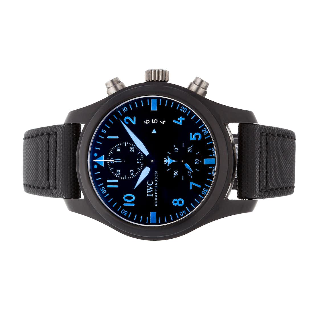 IWC Top Gun Pilot Chronograph Boutique Edition IW3880-03