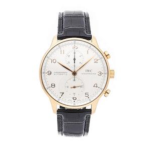 IWC Portuguese Chronograph IW3714-02