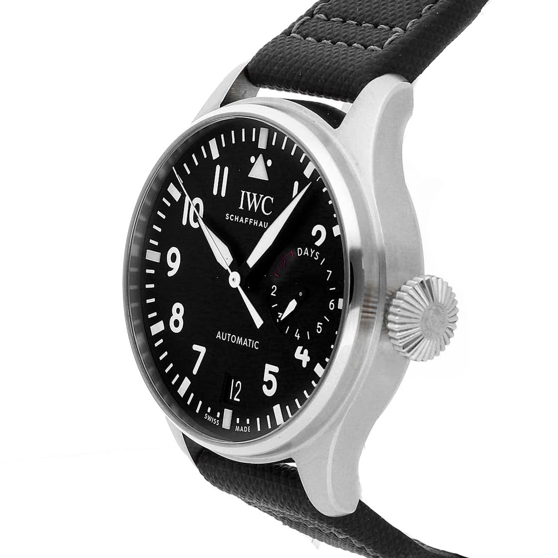 IWC Big Pilot's Watch IW5009-12