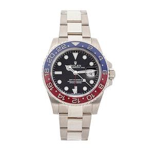 """Rolex GMT-Master II """"Pepsi"""" 116719"""