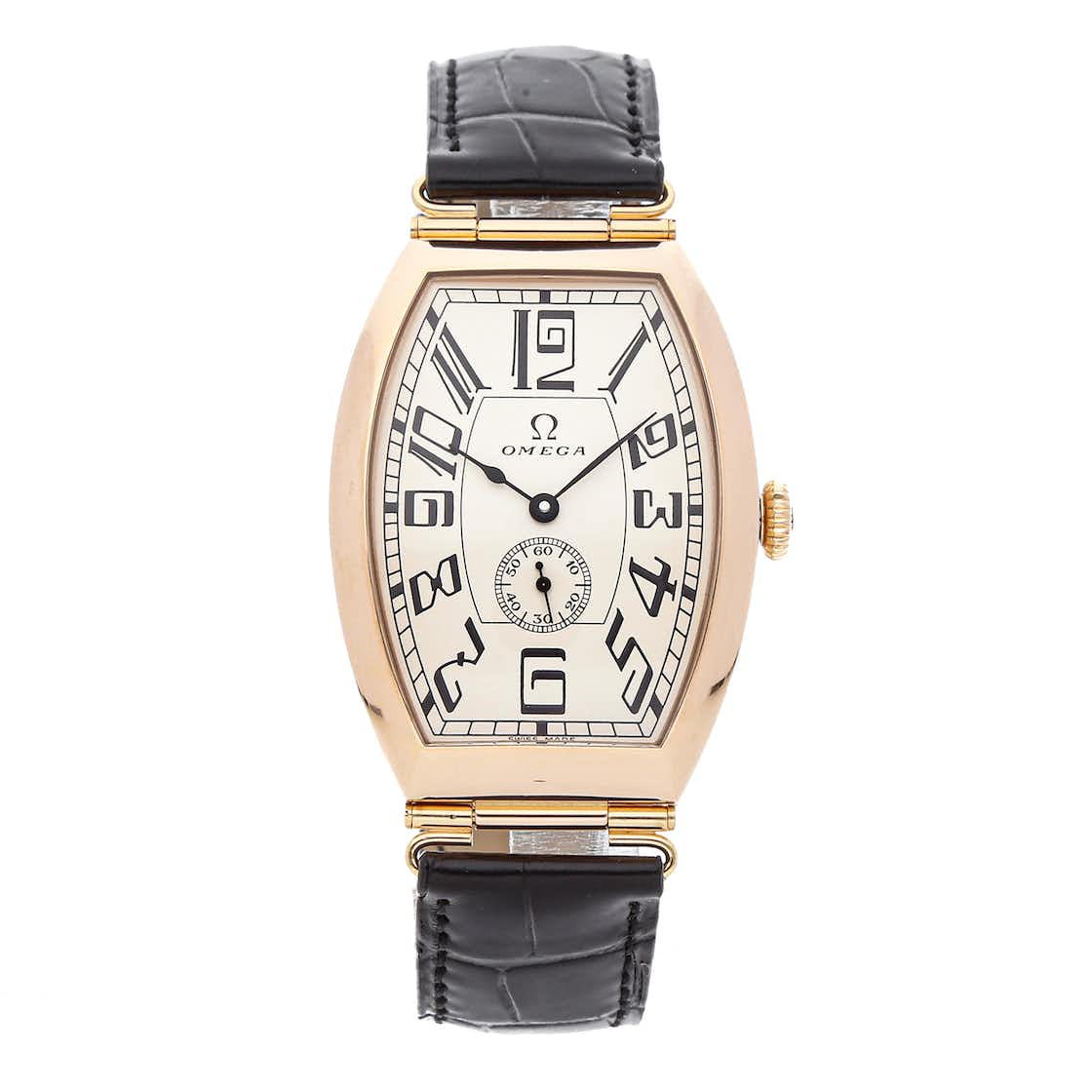 Omega Museum Collection No. 4 Petrograd Limited Edition 5703.30.01