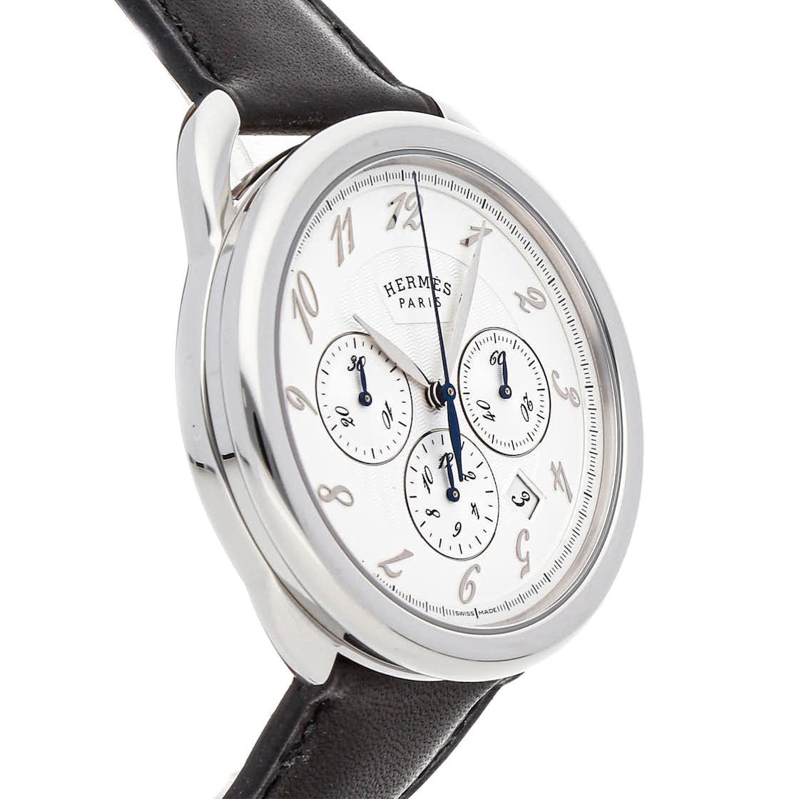 Hermes Arceau Chronograph AR4.910A