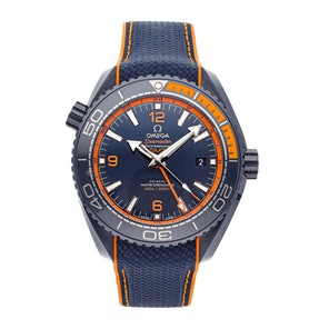 "Omega Seamaster Planet Ocean ""Big Blue"" 215.92.46.22.03.001"
