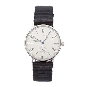 Nomos Glashutte Tangente Date Power Reserve 131