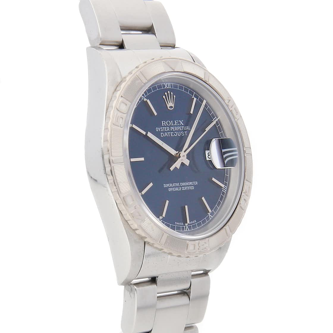 "Rolex Datejust Turn-O-Graph ""Thunderbird"" 16264"
