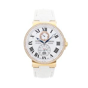 Ulysse Nardin Maxi Marine Chronometer 266-67B/40