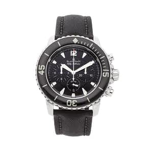 Blancpain Fifty Fathoms Chronographe Flyback 5085F-1130-52A
