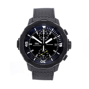 "IWC Aquatimer Chronograph ""Galapagos Islands"" Edition  IW3795-02"