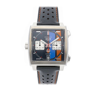 Tag Heuer Monaco Calibre 11 Chronograph Gulf Special Edition CAW211R.FC6401