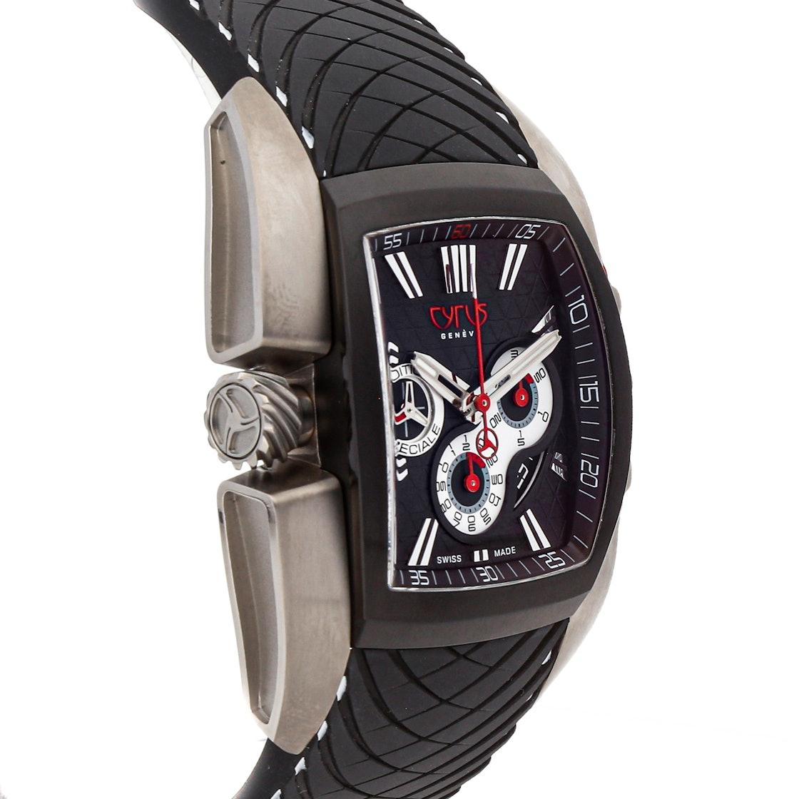Cyrus Monaco Grand Prix Limited Edition 598.121.B