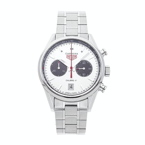 Tag Heuer Carrera Jack Heuer Chronograph 80th Birthday Limited Edition CV2119.BA0722