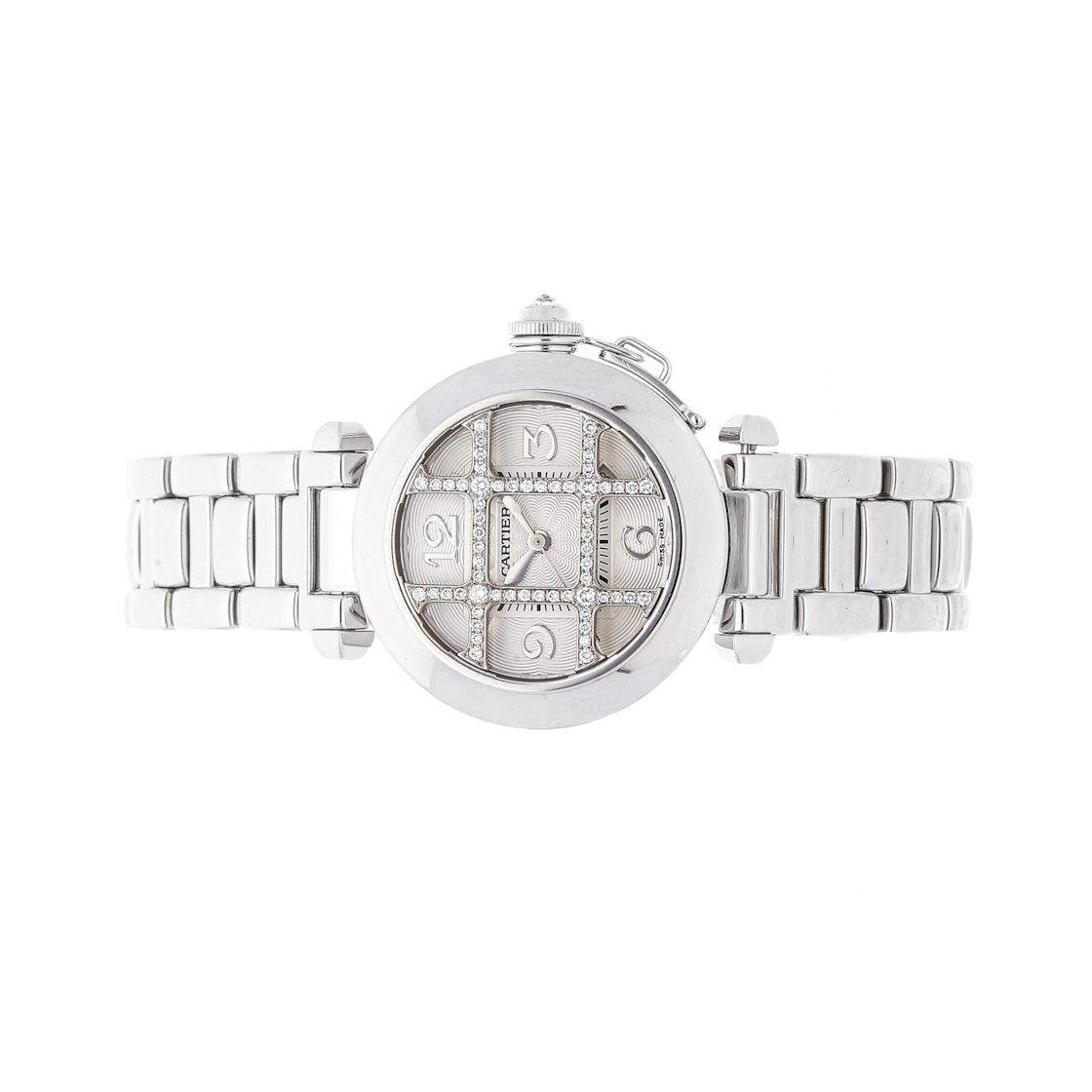 Cartier Pasha de Cartier WJ1053M9