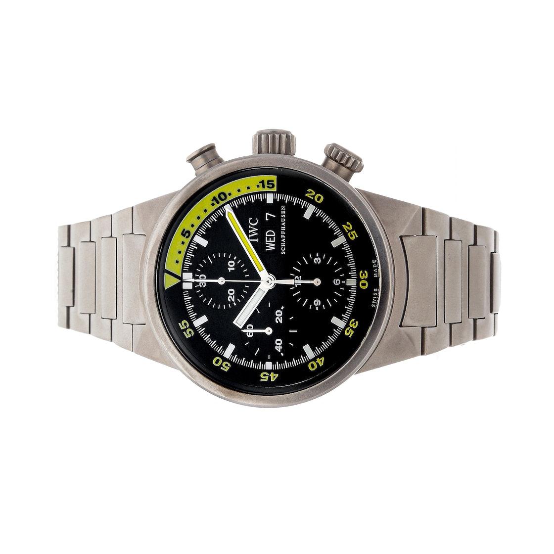 IWC Aquatimer Chronograph IW3719-03