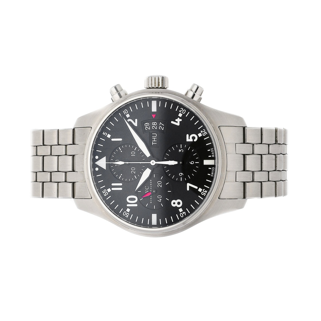IWC Pilot's Watch Chronograph IW3777-04