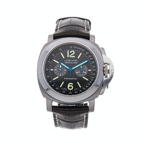 Panerai Luminor Chronograph Limited Edition PAM 192