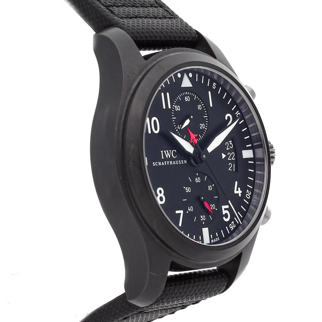 IWC Pilot's Watch Top Gun Edition IW3880-01