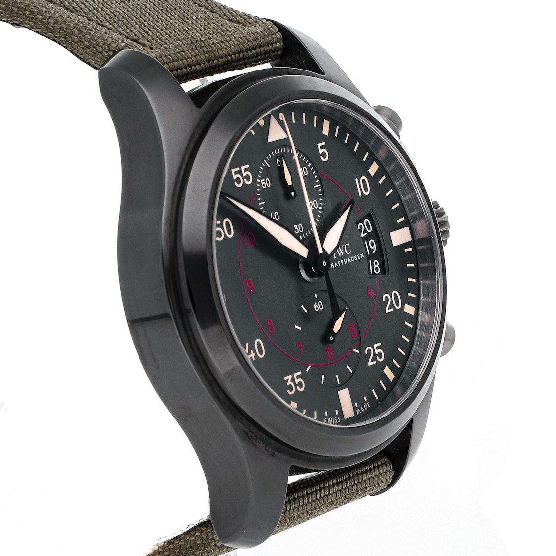 IWC Pilot's Top Gun Miramar Chronograph IW3880-02