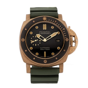 Panerai Submersible Bronzo PAM 968